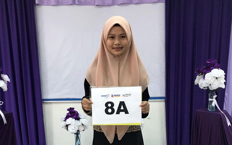 Alya Yushaira binti Che Mohd Suhaidi